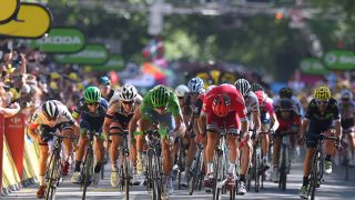 IMPONERTE: Sondre Holst Enger ble kun slått av Peter Sagan og Alexander Kristoff i Bern. Nå legges slagplanen for å gjenta suksessen denne sommeren. FOTO: Tim De Waele/TDWSPORT.COM