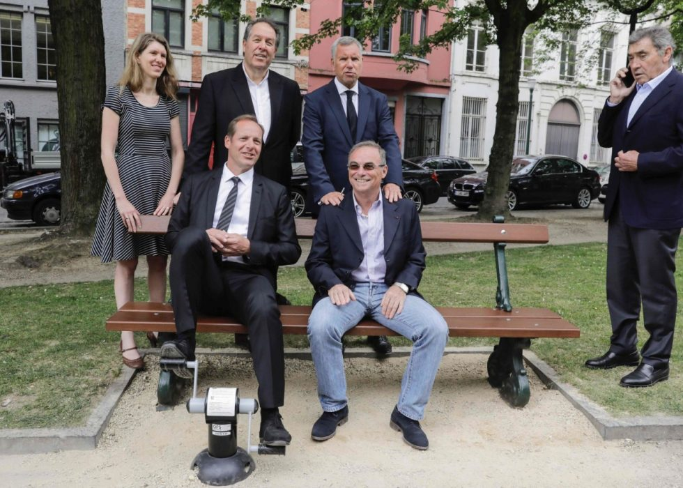 ENIGHET: Brussel får Tour de France-åpningen i 2019. Det bekreftet blant andre Christian Prudhomme