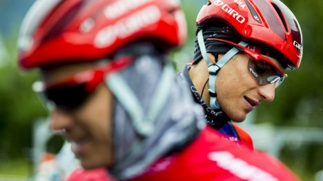 VRAKET: Sven Erik Bystrøm er vraket til årets Tour de France. Det er også Michael Mørkøv. De to er Alexander Kristoffs nærmeste lagkamerater. Foto: Vegard Wivestad Grøtt / NTB scanpix