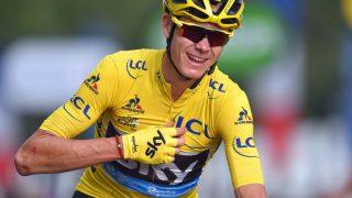 PÅ VEI BORT? Chris Froome ønsker seg bort fra Team Sky