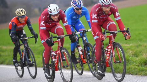 KAMPKLAR: Kristoff-hjelper Marco Haller melder seg skadefri og klar til tjeneste til Tour de France FOTO: Tim de Waele (©TDWSport.com)