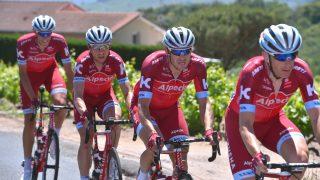 STOKKER OM: Lagledelsen vil ikke ha Kristoffs faste opptrekker Michael Mørkøv med til Tour de France. FOTO: Tim de Waele (©TDWSport.com)