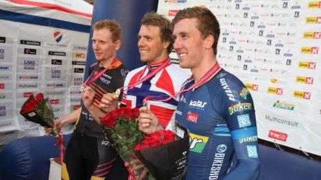 NUMMER NI: Edvald Boasson Hagen vant
