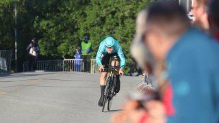 EN TEMPO Å GLEMME: Men Truls Korsæth tror fortsatt han har en rolle å spille i årets sykkel-NM. FOTO: Knut Andreas Lone/procycling.no