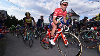 TESTET POSITIVT: Trek-Segafredo-rytter André Cardoso. FOTO: Tim de Waele (TDWSport.com)
