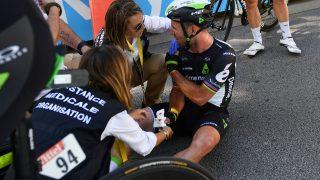 LE FIN: Her røk VM-drømmen til Mark Cavendish. - Jeg skal tilbake på sykkelen denne sesongen