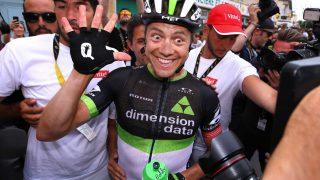 KAN FÅ SELSKAP: Boasson Hagen ønsker seg norske lagkamerater i Dimension Data. FOTO: Tim de Waele