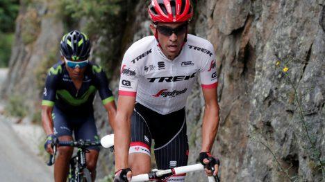 LEGGER OPP: Alberto Contador