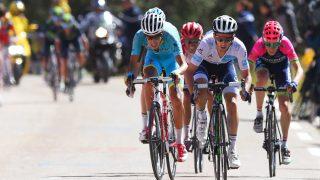 ETTERTRAKTET: Fabio Aru kan være på vei bort fra Astana