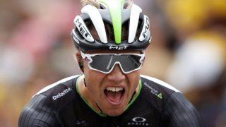 RETURN OF THE BEAST: Da Edvald Boasson Hagen tok sin første etappeseier i Tour de France siden 2010