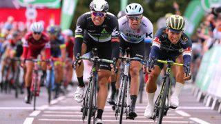 GODT NORSK RITT: Det ble nye topplasseringer for Edvald Boasson Hagen og Alexander Kristoff på den fjerde etappen i Tour of Britain. Her fra den tredje etappen i rittet