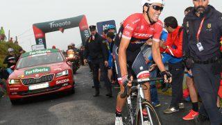 SEIRET: Alberto Contador tok sin siste triumf på 20. etappe av La Vuelta. Foto: Scanpix