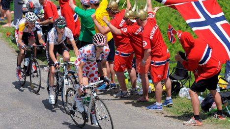 KAN VELTE NORSK SØKNAD: Dersom danskene får arrangere Tour de France i 2021