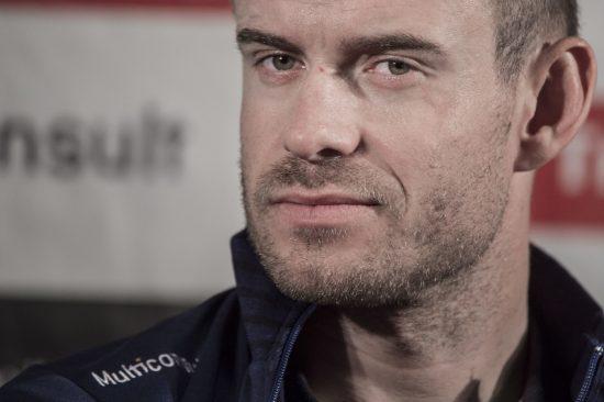 VALGTE TIDLIG: Alexander Kristoff var ikke villig til å vente på at Cannondale-Drapac løste flokene de opplevde på sponsormarkedet. FOTO: Hans Arne Vedlog