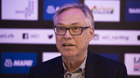 RYDDEJOBB: Det har blitt meldt at Sykkel-VM i Bergen har gått med 55 millioner kroner i underskudd