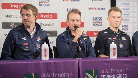 BLIR MED VIDERE: Stig Kristiansen er ønsket som norsk EM- og VM-sjef av både Alexander Kristoff og Norges Cykleforbund. Den formelle avtalen er ennå ike underskrevet