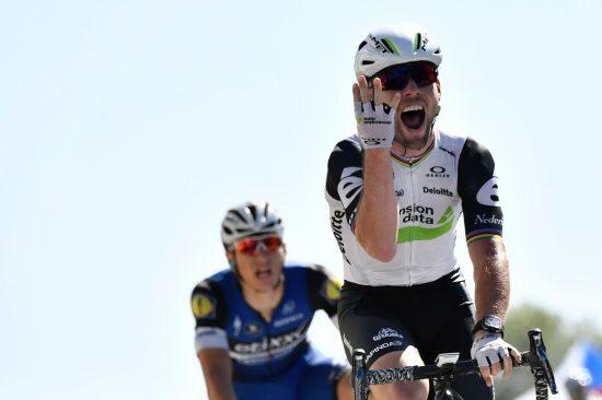 BLANT FAVORITTENE: Dylan Groenewegen har sett bra ut så langt under Dubai Tour. FOTO: Tim De Waele/TDWSPORT.COM