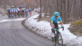 VANT: Miguel Ángel López var sterkest på Alpe di Pampeago. FOTO: Tim de Waele (TDWSport.com)