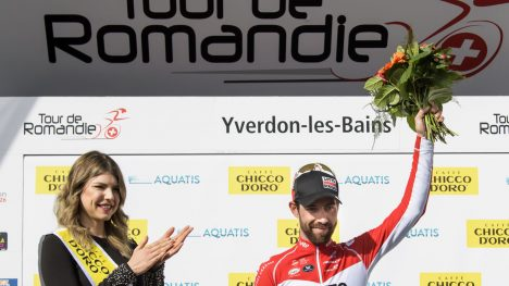 UNDERHOLDNINGSARTIST: Thomas De Gendt gir sykkelfansen valuta for pengene ved sine stadige opptredener i utbrudd. Noen av dem går også inn