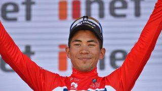 VRAKET: Caleb Ewan trodde han skulle debutere i Tour de France denne sommeren. FOTO: AFP PHOTO / David Mariuz