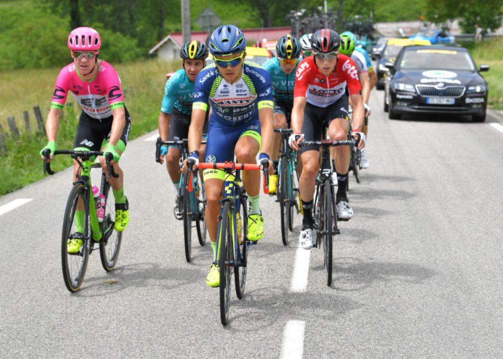 VRAKET: Odd Christian Eiking blir ikke med til Tour de France. FOTO: Tim de Waele/Getty Images