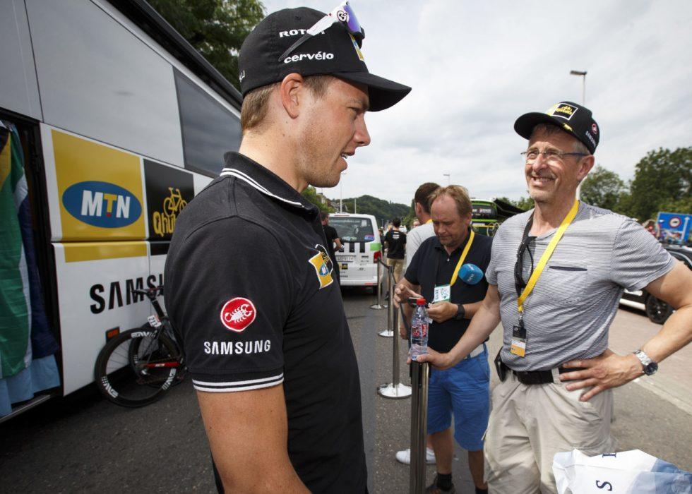 HAR TRUA: - Men etappeseirer i Tour de France er ikke noe man bestiller