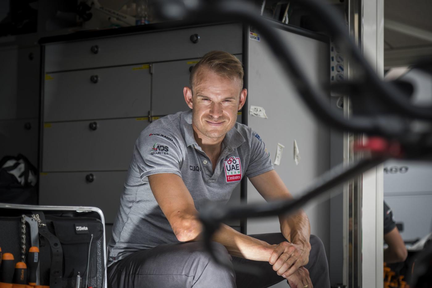 JAKTER NY TRIUMF: Alexander Kristoff tok sin forrige etappeseier i Tour de France i 2014. Nå vil han vinne igjen. Foto: Heiko Junge / NTB scanpix