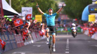 GÅR FOR PODIET: Men Jakob Fuglsang tror ikke han kommer til å benytte seg av en av nyvinningene under årets Tour de France-utgave. FOTO: Getty Images/Tim De Waele