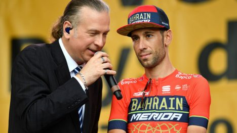 LIKHET OG BROSKAP: Vincenzo Nibali er tilhenger av en øvre økonomisk grense for å utjevne ulikhetene innenfor sykkelsporten. FOTO: Justin Setterfield