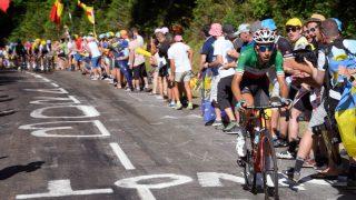 BRATT: Fabio Aru vant sist Tour de France besøkte den tøffe avslutningen opp til Planche des Belles Filles. FOTO: Tim de Waele/Corbis via Getty Images
