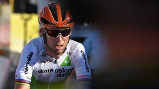 UT I SKYGGEN? Ifølge Het Nieuwsblad kan dagene til Mark Cavendish være talte i Dimension Data. FOTO: Getty Images/Tim De Waele