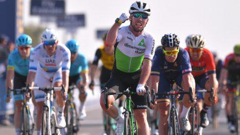 VINNERSKALLE: Mark Cavendish har enda ikke sikret seg kontrakt for 2019. Nå sender ryktebørsen ham til Midtøsten. FOTO: Tim De Waele/Getty Images