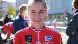 INGEN NORSKE MEDALJER: Martine Gjøs og Silje Mathisen åpnet VM for Norges del