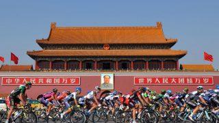 EN NY ÆRA? Kineserne er i ferd med å kaste sin elsk på sykkelsporten