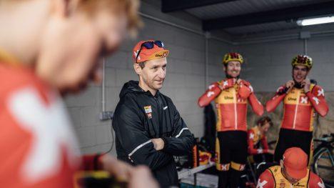 MORGENDAGENS PROFILER: Kurt Asle Arvesen er sportslig leder for Uno-X Development Team. I 1998 reiste han selv ut som førsteårsproff