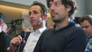 MULIG COMEBACK: Andrea Tafi (med mikrofonen) kan gjøre comeback i 2019