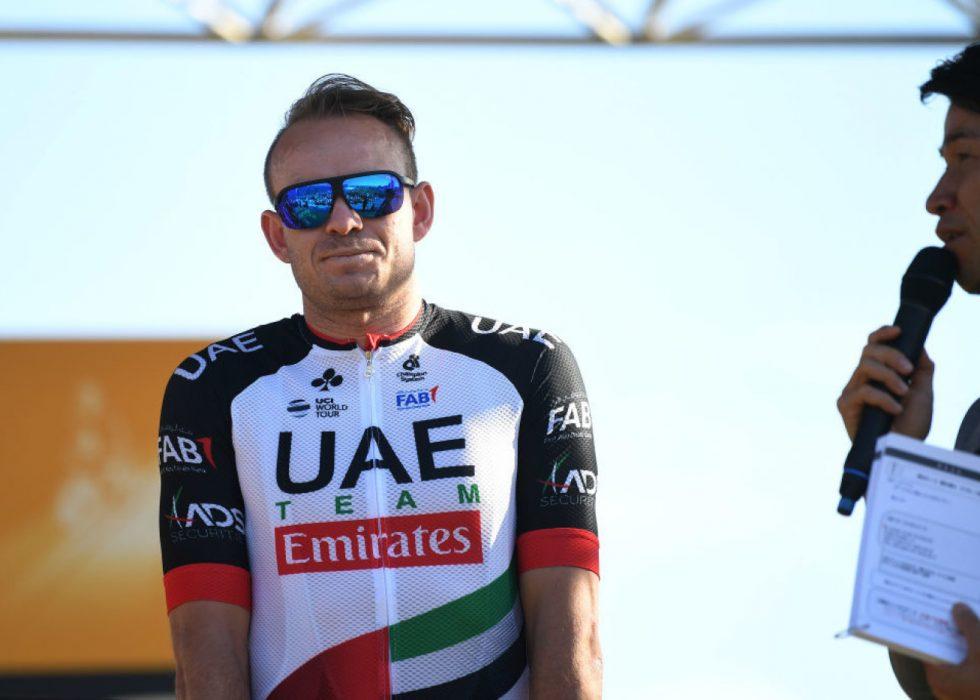 ET ANNERLEDES ÅR: Alexander Kristoff skal teste seg som opptrekker blant annet under UAE Tour
