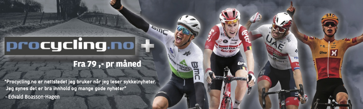 Prøv Procycling Pluss idag